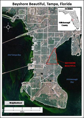 Figure 1: South Tampa Overview